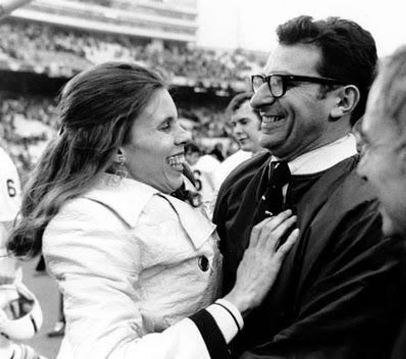 Paterno Wasn't Allowed To  is listed (or ranked) 4 on the list How Joe Paterno's Silence In The Face Of Abuse Led To His Stunning Fall From Grace
