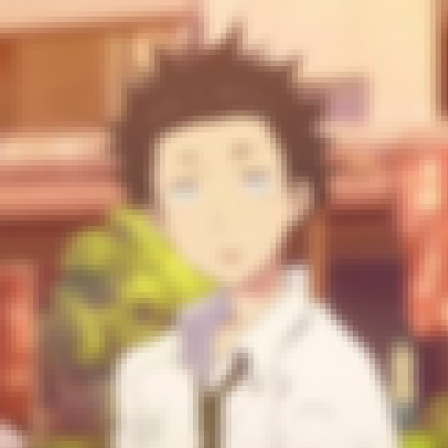 Asking Her to Be Friends is listed (or ranked) 3 on the list The Best A Silent Voice Quotes