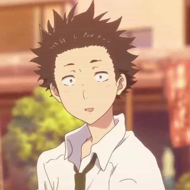 That's Just How I Am is listed (or ranked) 2 on the list The Best 'A Silent Voice' Quotes