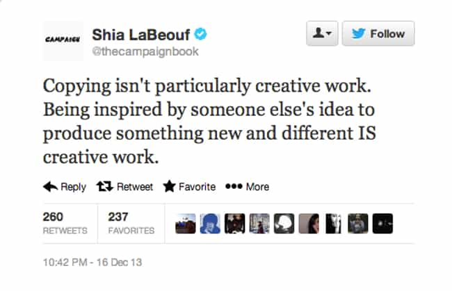 His Apology Was Then Alleged T... is listed (or ranked) 3 on the list Whatever Happened To Shia LaBeouf?