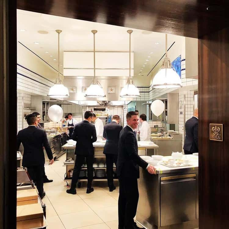 Servers At Several High-End Restaurants