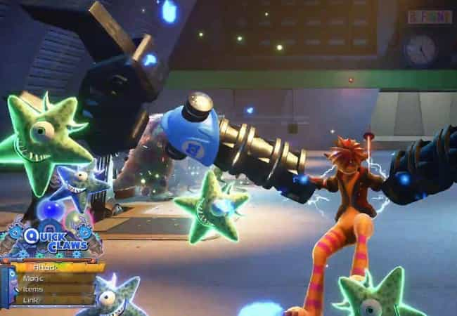 Keyblades May Work Diffe... is listed (or ranked) 3 on the list Everything We Know About 'Kingdom Hearts III'