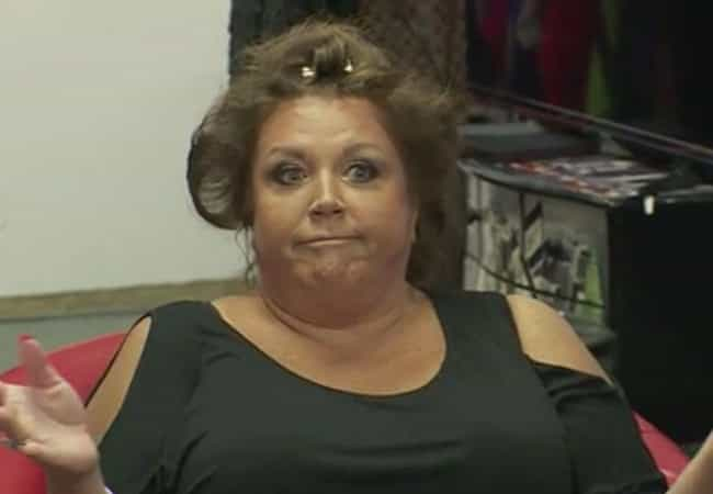 Dance Moms Weird Faces 5
