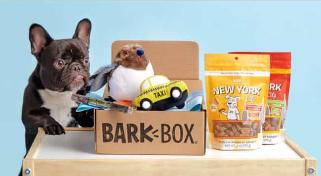 Bark Box is listed (or ranked) 1 on the list The Best Subscription Boxes for Pet Owners