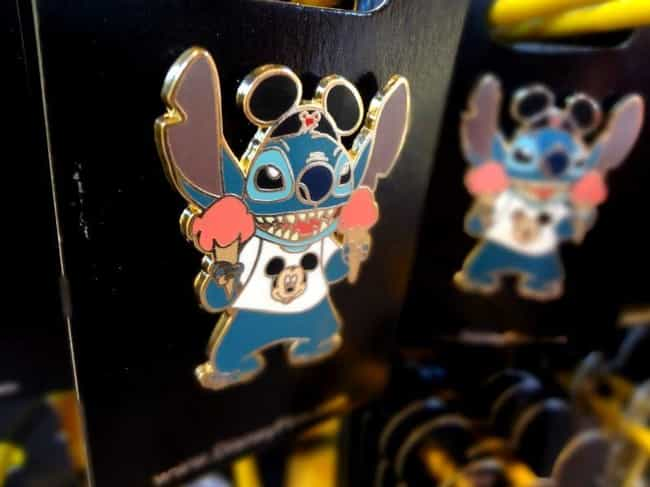 Disney Got The Idea From... is listed (or ranked) 1 on the list Inside The Insane World Of Disney Pin Trading