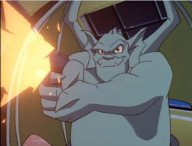The Show Dealt With Controvers... is listed (or ranked) 4 on the list If You Watched 'Gargoyles' As A Child, You Experienced The Pinnacle Of Children's Entertainment