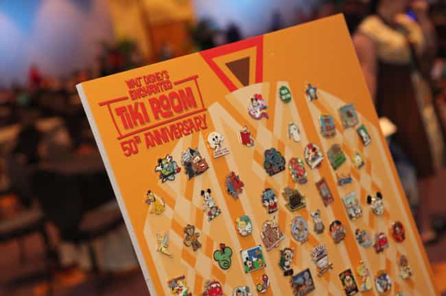 There Are 100,000 Pins T... is listed (or ranked) 2 on the list Inside The Insane World Of Disney Pin Trading