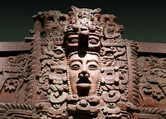 Mayan is listed (or ranked) 3 on the list Which Mythology Should God of War Take On Next?