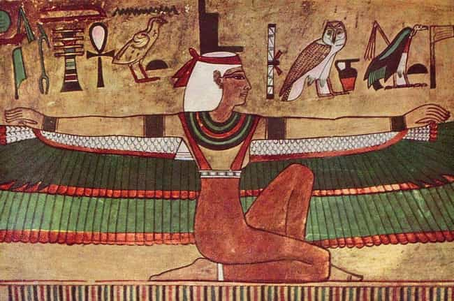 Egyptian is listed (or ranked) 1 on the list Which Mythology Should God of War Take On Next?