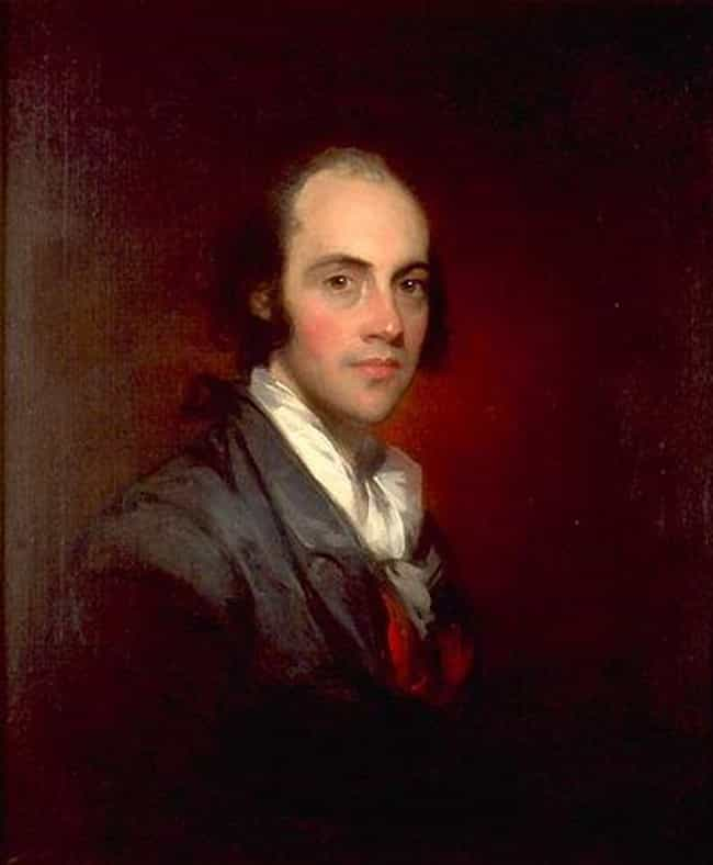 Aaron Burr Might Have Been Inv... is listed (or ranked) 4 on the list Meriwether Lewis's Death Was Ruled A Suicide—But Some Clues Point To Murder