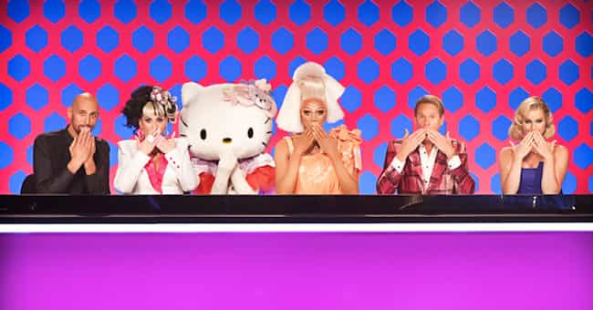 RuPaul Loves Dirty Charades, A... is listed (or ranked) 3 on the list Behind-The-Scenes Stories From 'RuPaul's Drag Race'