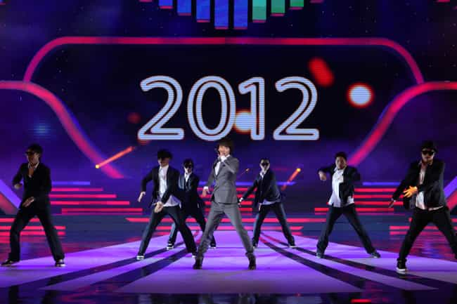 Spring Festival Gala - 2012 is listed (or ranked) 7 on the list The 10 Most-Watched Events In Television History