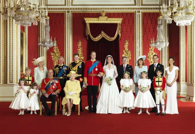 Prince William And Catherine M... is listed (or ranked) 9 on the list The 10 Most-Watched Events In Television History