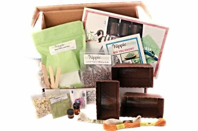The Hippie Hobby is listed (or ranked) 1 on the list The Best Subscription Boxes for Arts and Crafts