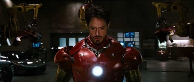 Stark Becomes Iron Man After B... is listed (or ranked) 1 on the list What Has Iron Man Been Doing Leading Up To 'Avengers: Infinity War'?