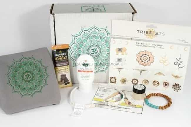 BuddhiBox is listed (or ranked) 1 on the list The Best Subscription Boxes for Yogis