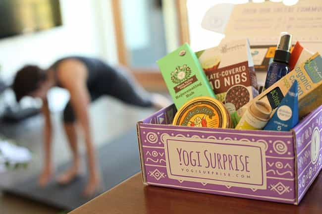 Yogi Surprise is listed (or ranked) 2 on the list The Best Subscription Boxes for Yogis
