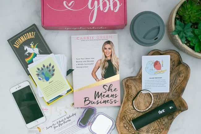 Yoga Boss Babe is listed (or ranked) 3 on the list The Best Subscription Boxes for Yogis