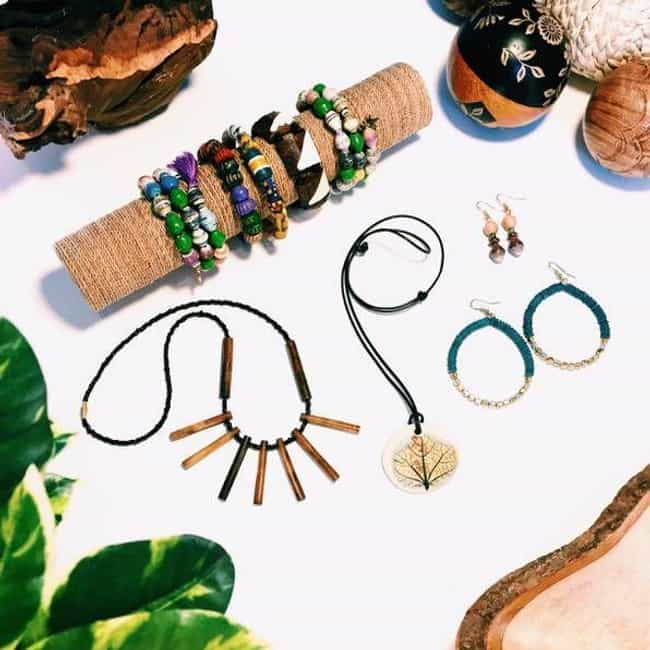 WordlyBox is listed (or ranked) 3 on the list The Best Subscription Boxes for Jewelry