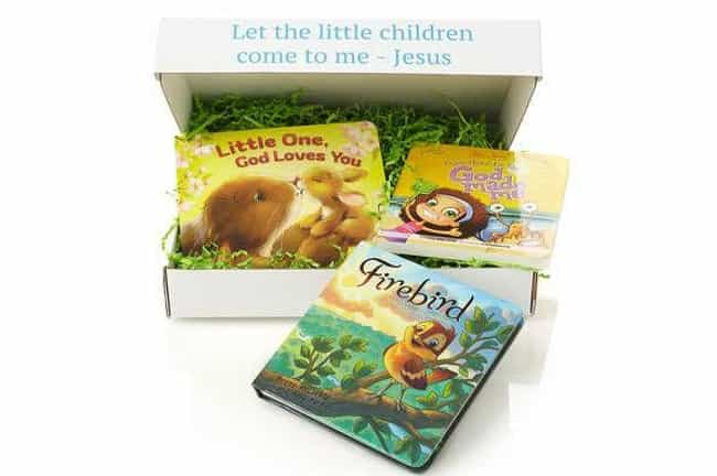 Christian Kids Book Box is listed (or ranked) 2 on the list The Best Subscription Boxes for Christians