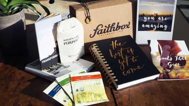 Faith Box is listed (or ranked) 1 on the list The Best Subscription Boxes for Christians