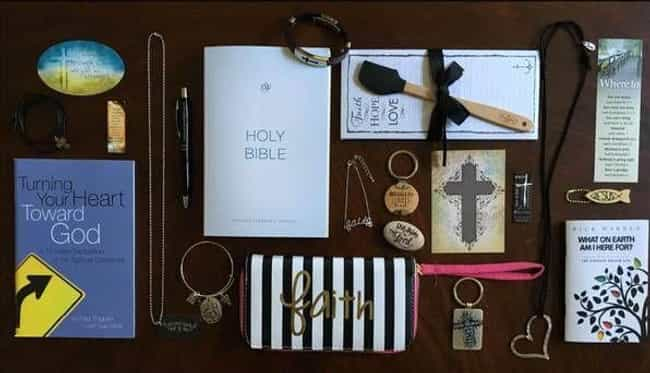 SWAG Box is listed (or ranked) 3 on the list The Best Subscription Boxes for Christians
