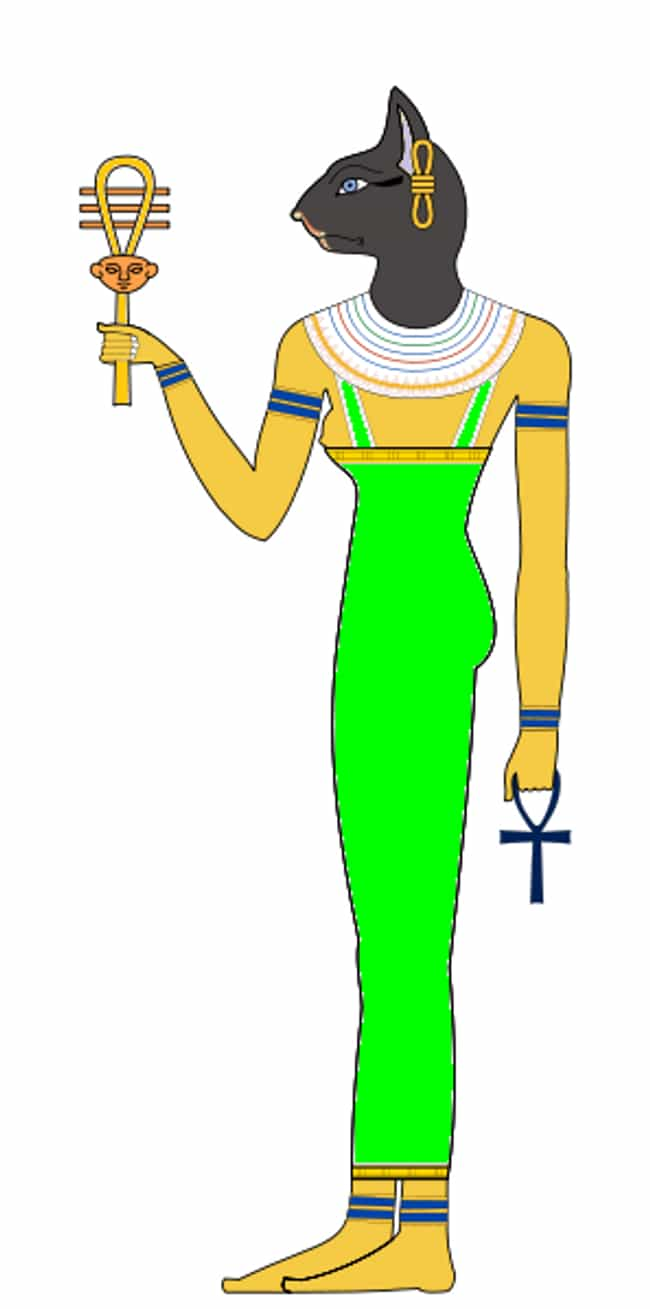 Those Born Under Bastet Are Se... is listed (or ranked) 3 on the list What Your Ancient Egyptian Zodiac Sign Says About Your Personality