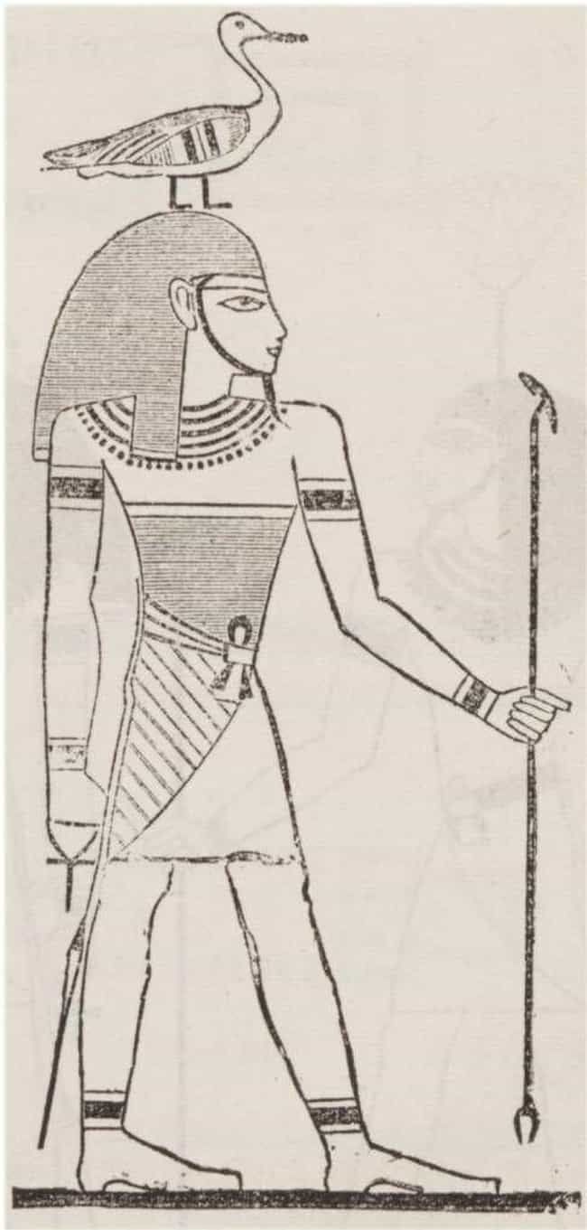 Geb Birthdays Are Deeply Intui... is listed (or ranked) 4 on the list What Your Ancient Egyptian Zodiac Sign Says About Your Personality