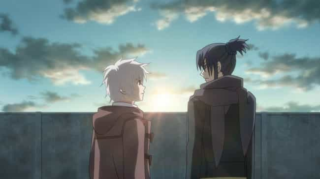 Shion & Nezumi — No. 6 is listed (or ranked) 3 on the list 15 Queer Anime Characters Who Don't Appear In Yaoi Or Yuri