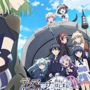 Death march kara hajimaru isek is listed (or ranked) 5 on the list 15+ Anime Similar To Sword Art Online
