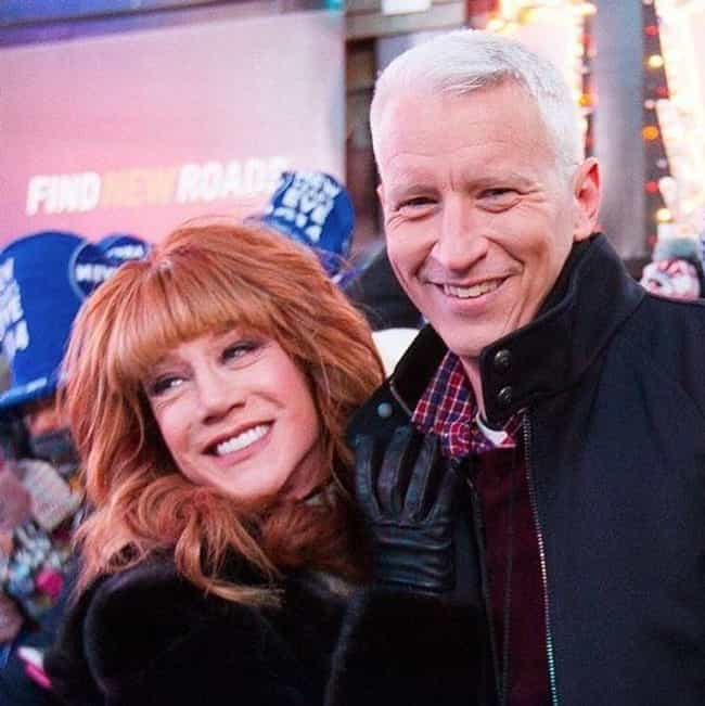 Griffin Lost Her CNN New... is listed (or ranked) 3 on the list What Happened To Kathy Griffin Post-Fallout