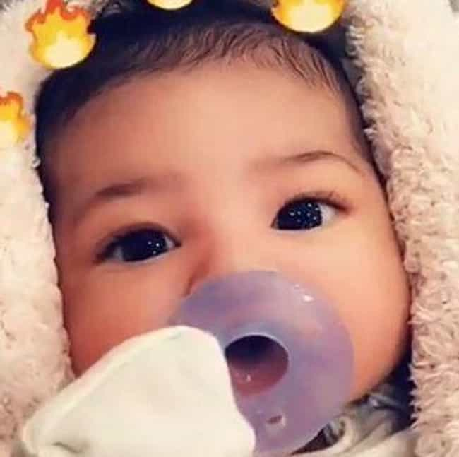 Stormi Webster is listed (or ranked) 4 on the list All the Names of the Kardashian / Jenner Kids, Ranked