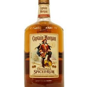 Captain Morgan is listed (or ranked) 2 on the list What People Are Getting Drunk Off Of In Each State