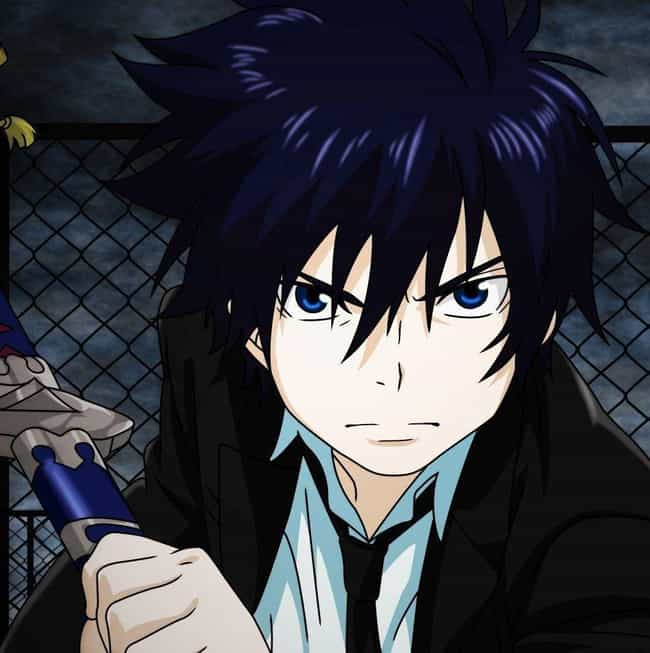 You Trusted Me, So I'll Tr... is listed (or ranked) 8 on the list The Best Blue Exorcist Quotes