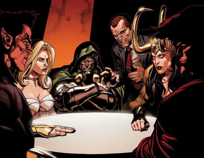 Osborn Forms A Cabal Of The Ma... is listed (or ranked) 4 on the list If Green Goblin Shows Up In The MCU, Here's What Could Happen