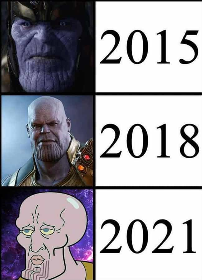 The 20 Best Thanos Edit Memes