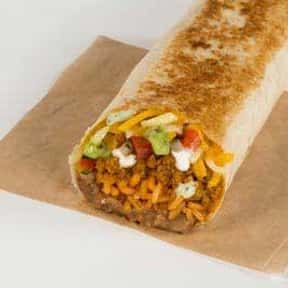 XXL Grilled Stuft Burrito is listed (or ranked) 22 on the list The Best Things to Eat at Taco Bell