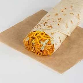 Shredded Chicken Burrito is listed (or ranked) 27 on the list The Best Things to Eat at Taco Bell