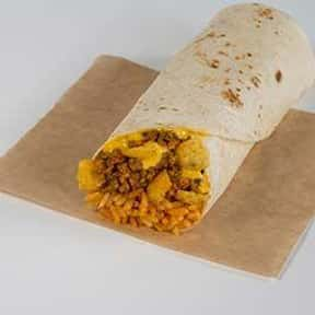 Beefy Fritos® Burrito is listed (or ranked) 15 on the list The Best Things to Eat at Taco Bell