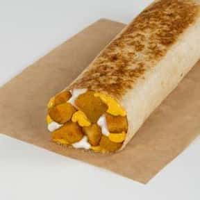 Cheesy Potato Griller is listed (or ranked) 21 on the list The Best Things to Eat at Taco Bell