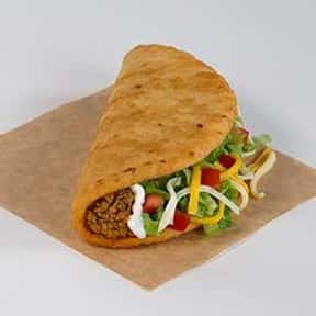 Chalupa Supreme is listed (or ranked) 4 on the list The Best Things to Eat at Taco Bell