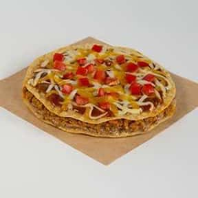Mexican Pizza is listed (or ranked) 11 on the list The Best Things to Eat at Taco Bell