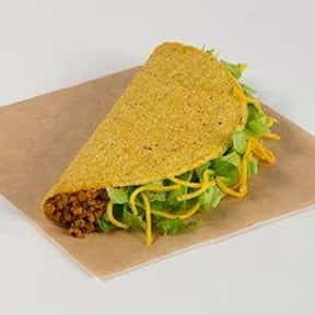 Crunchy Taco is listed (or ranked) 10 on the list The Best Things to Eat at Taco Bell