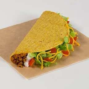 Crunchy Taco Supreme® is listed (or ranked) 17 on the list The Best Things to Eat at Taco Bell