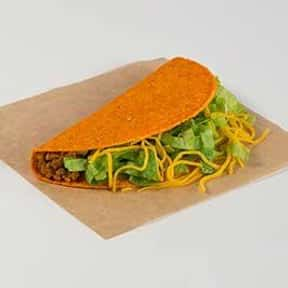 Nacho Cheese Doritos® Locos Ta is listed (or ranked) 7 on the list The Best Things to Eat at Taco Bell