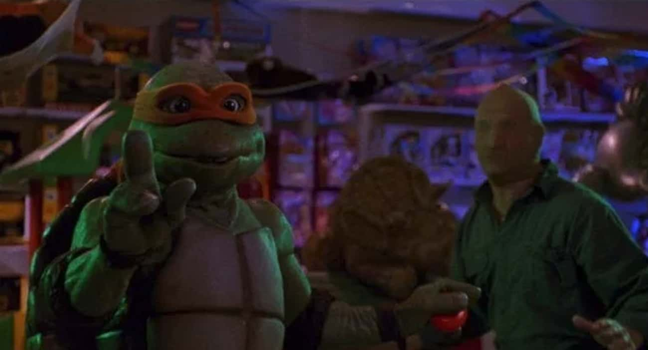 Parents Demanded Less Violence is listed (or ranked) 2 on the list 12 Times Teenage Mutant Ninja Turtles Was Deemed Too Scandalous For Children