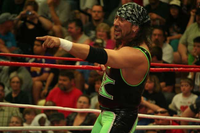 X-Pac Is Rumored To Have Left ... is listed (or ranked) 4 on the list Wild Behind The Scenes Secrets From WWE