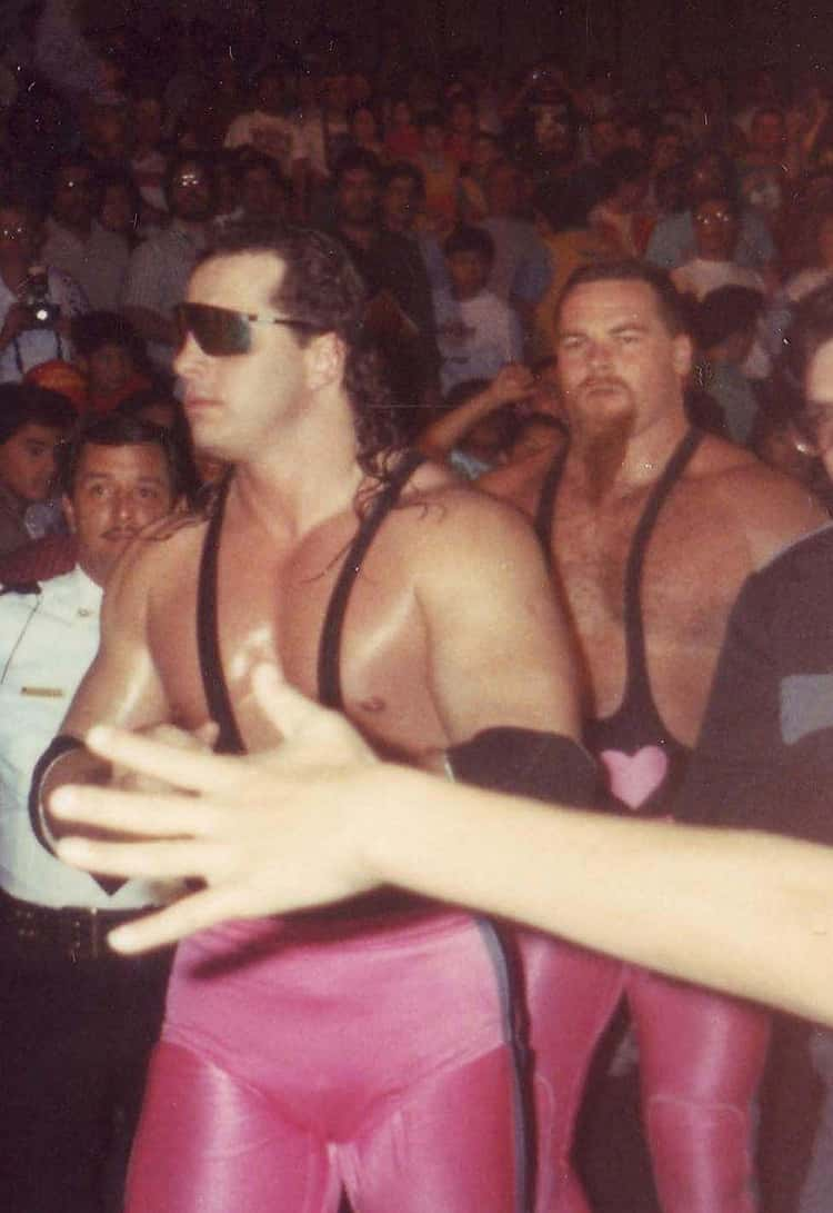 Bret Hart Is Rumored To Have Clotheslined Vince McMahon In A Gentlemen's Club