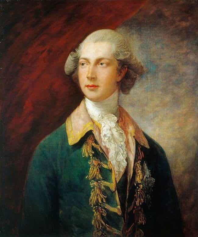 He Was Close Friends With The ... is listed (or ranked) 4 on the list The Spectacular Rise And Fall Of English Dandy Beau Brummell