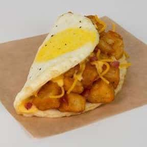 Naked Egg Taco is listed (or ranked) 12 on the list The Best Taco Bell Breakfast Items